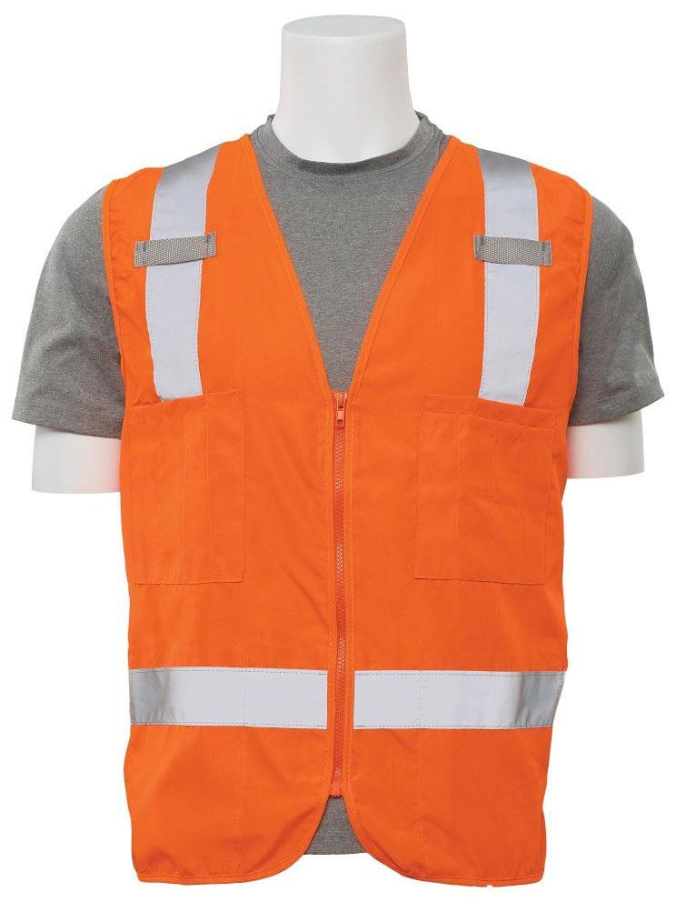 Safety Vest - ERB Surveyor Orange - Clothing