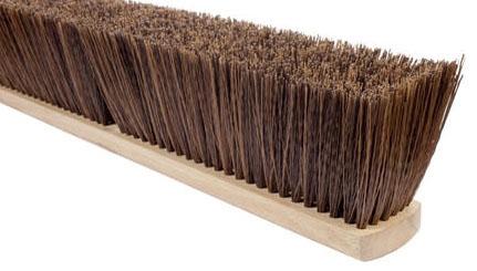 Garage Floor Brush-18in Plastic Less Hd - Hand Tools