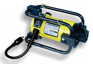 Vibrator Motor-3.2HP Electric (Oztec) - Concrete Equipment