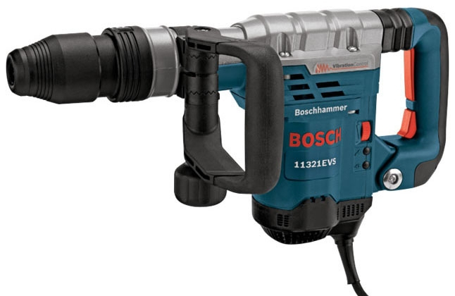 Demolition Hammer 120V SDS Max - Power Tools