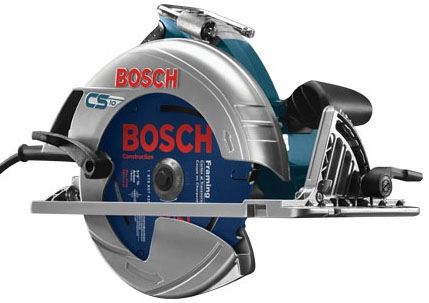 Bosch 15amp 7-1/4 in Circular Saw - Power Tools