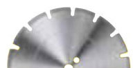 Diamond Blade-5in Prem. Segmented - Cutting