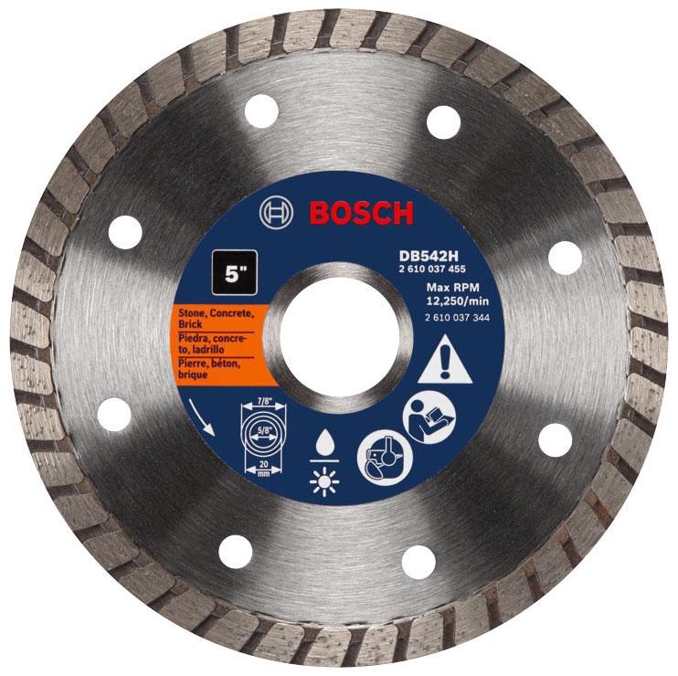 Diamond Blade - 5in Turbo - Cutting