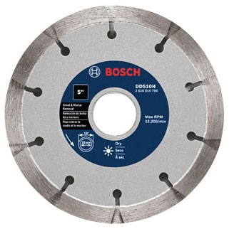 Tuckpoint Blade 5in - Grinding