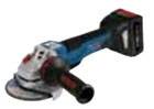 Angle Grinder 4-1/2in Cordless Bare - Grinders