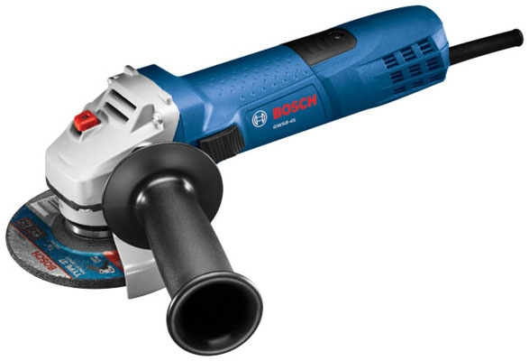Angle Grinder-Bosch 4-1/2in 7.5 Amp - Grinders & Polishers