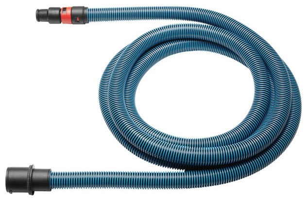 Vacuum Hose-Bosch Anti-Static 16ft - Dustless Attachments