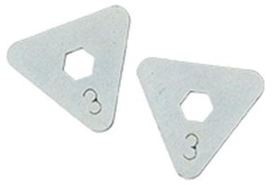 Cam Set-3/16in for Gauge Rake - Concrete Rakes & Asphalt Lutes