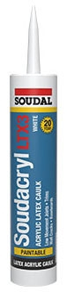 Acrylic Caulk-Latex 20 Year - General Construction Caulk