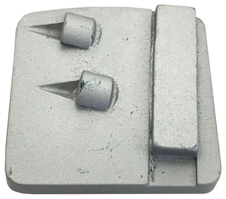 Diamond Tool-PCD w/ Segment (RH) for - Surface Preparation & Polishing