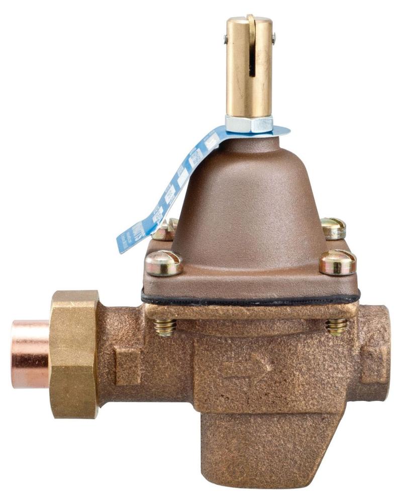 "1/2"" FEED WATER PRESSURE REGULATOR SWEAT (0386422"