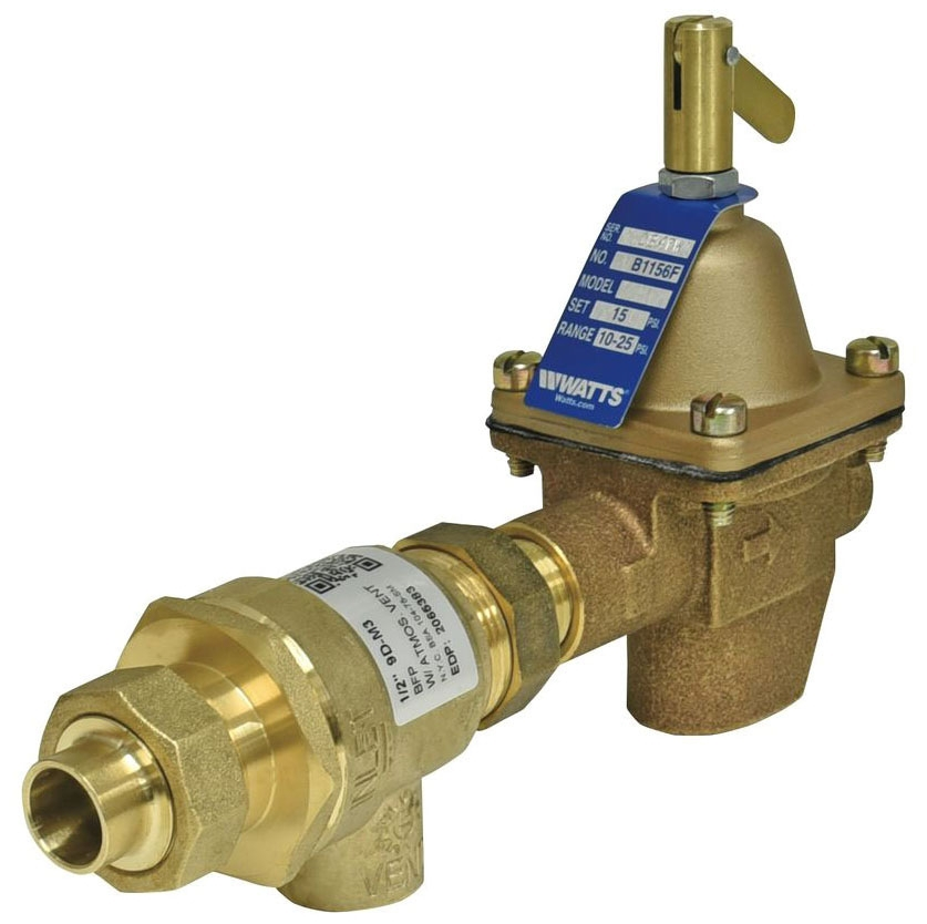 "1/2"" Backflow Preventer & Fill Valve (0386462)"