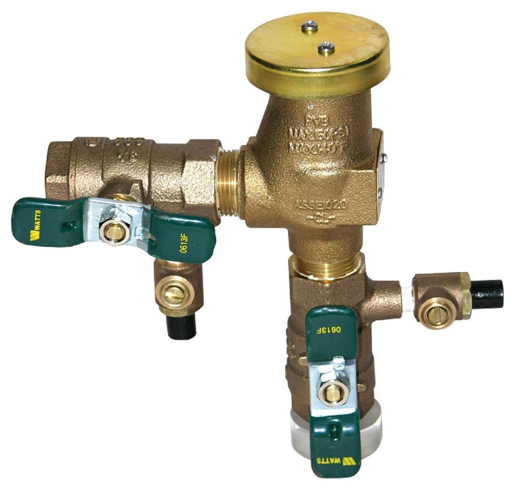 """3/4"""" Pressure Vacuum Breaker (388001) Pvb"""