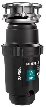 Moen GX Pro Series Continuous Feed Garbage Disposal 1/3 HP