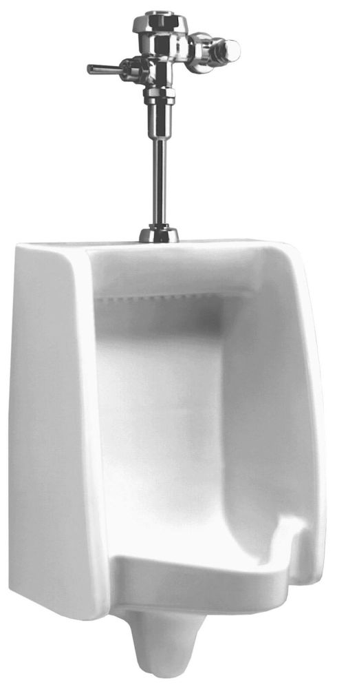 American Standard Washbrook Flowise Urinal 0.125-1.0 GPF - White