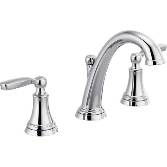 DELTA WOODHURST: BATHROOM FAUCET CHROME