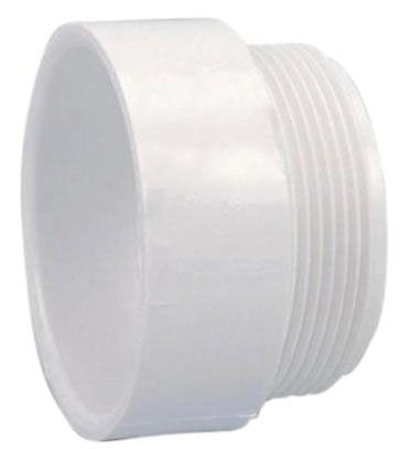"2"" PVC x Mip Adapter (P109-020)"