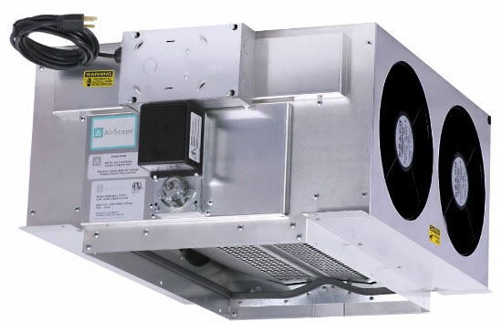 1.7-XR Whole House Fan with R49 Insulation (Nominal)