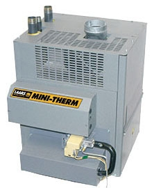 Laars Ng Induced Draft Boiler 225Mbh Electric Ignition