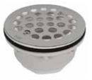 "2"" PVC Joint Shower Drain (67031)"
