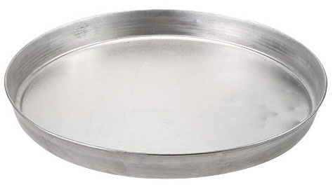"""24"""" Water Heater Drain Pan with Adapter"""