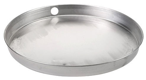 """30"""" Water Heater Drain Pan with Adapter"""