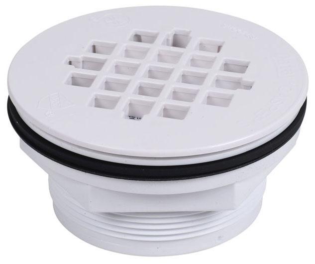 "2"" PVC Shower Drain (42075)"