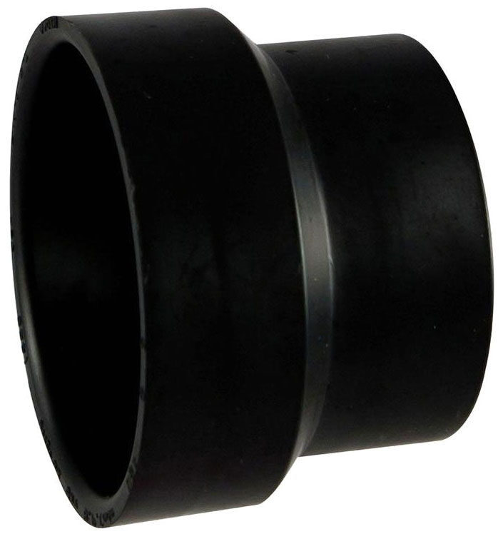 "4"" x 3"" ABS Coupling Reducer (102)"