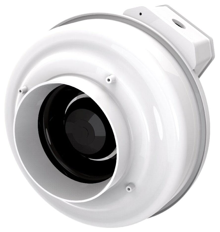 "Fantech Rn2 Inline Radon Fan for Up to 1.9"" w.c. Static Pressure (Replaces HP 2190Q, HP 2190 & HP 190 Radon Fans)"