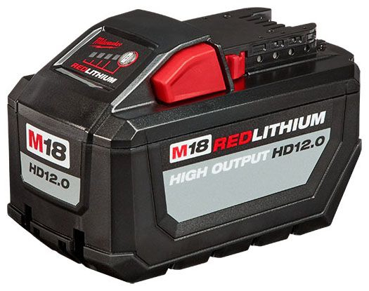 M18 REDLITHIUM HIGH OUT PUT HD 12.0 BATTERY PACK