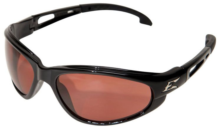 Wolf Peak Safety Glasses with Brown Lens