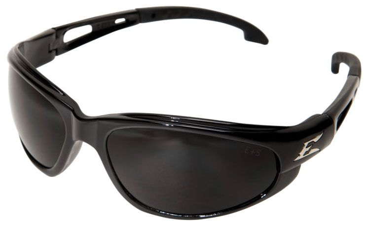 Wolf Peak Safety Glasses with Smoke Lens