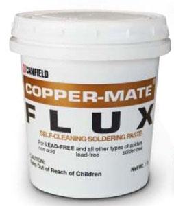 Coppermate Flux 1 Lb