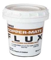 Coppermate Flux 4 Oz