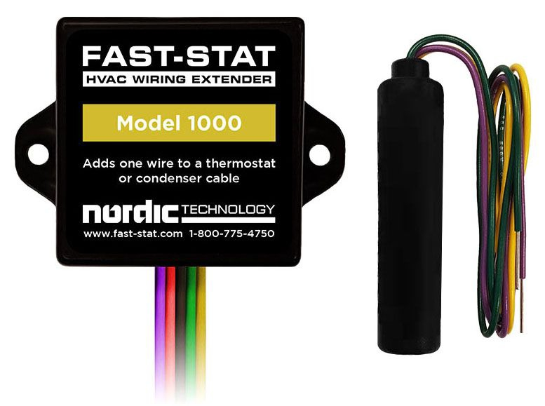 Fast-Stat Model 1000 Hvac Wiring Extender
