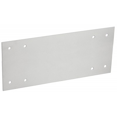 """8-Hole Nail Plate - Steel, 12"""" x 6"""""""