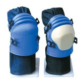 Water-Tite Duro-Flex Knee Pad, Foam Lining, Non-Skid Sure-Grip, Soft Shell 12 Pairs per Case