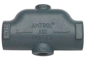 """Amtrol 1-1/4"""" Air Purger/ Scoop"""