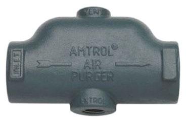 """Amtrol 2-1/2"""" Air Purger/ Scoop"""