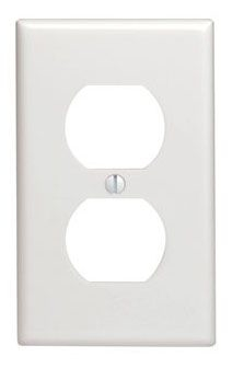 Switches, Receptacles & Plates