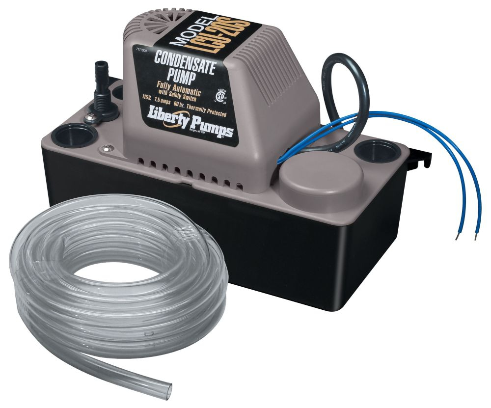 CONDENSATE PUMP KIT W/ SWITCH & TUBING