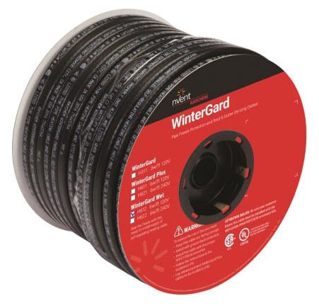 Wintergard Wet Heatng Cable 240 V/ 6 Watt 1000