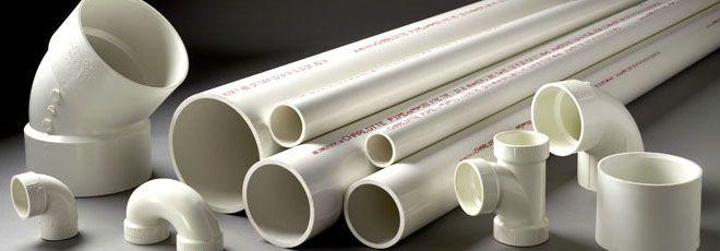 "1/2"" X 20' PVC PIPE  (Schedule 40) WHITE"