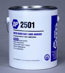 DP2501 Water Based Ductliner  Adhesive - White 50gal