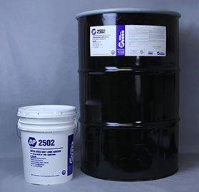 DP2502 Water Based Ductliner  Adhesive - Black 5gal