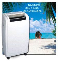 Toyotomi TAD-T40LW 14000 BTU