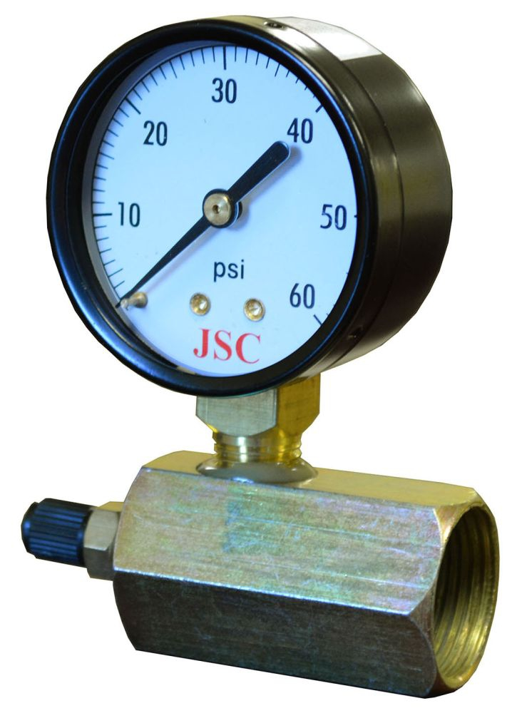 60 Lb Test Gauge Assembly (G64-060)