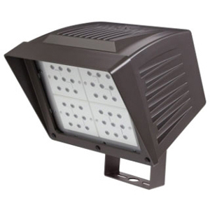 ATL PFL-84LED ATL LED FLOOD 4500K 7929 LUMEN TRUNNION MOUNT 120-277V BRONZE