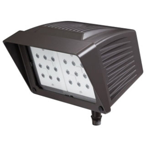 ATL PFM-43LED ATL LED FLOOD 4500K 4010 LUMEN 120-277V BRONZE