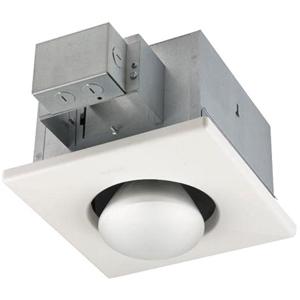 NUTONE 9412D Bulb Heater,Nutone,One